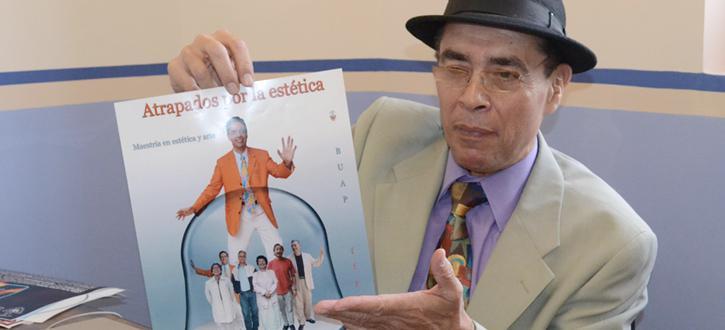 Pionero en México de la teoría de medios | Benemérita Universidad Autónoma de Puebla